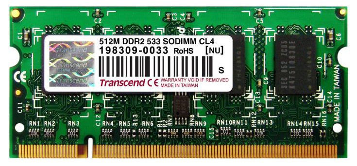SO DIMM The ABC's Of PC and Laptop Memory